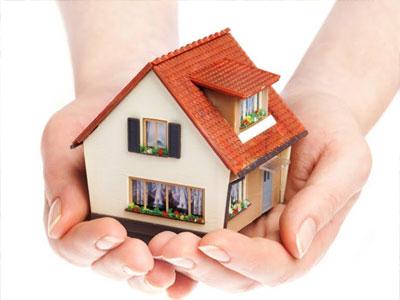 membangun rumah mungil